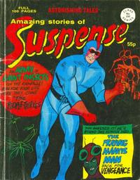 Cover Thumbnail for Amazing Stories of Suspense (Alan Class, 1963 series) #232