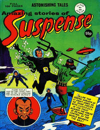 Cover Thumbnail for Amazing Stories of Suspense (Alan Class, 1963 series) #233
