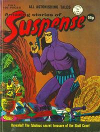 Cover Thumbnail for Amazing Stories of Suspense (Alan Class, 1963 series) #234