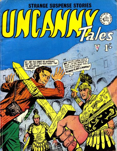 Cover for Uncanny Tales (Alan Class, 1963 series) #68