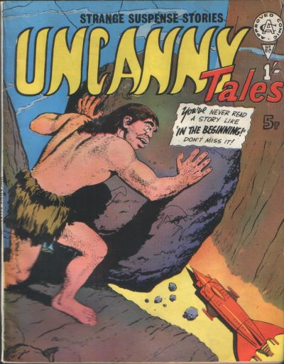 Cover for Uncanny Tales (Alan Class, 1963 series) #80