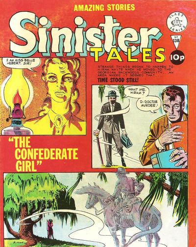 Cover for Sinister Tales (Alan Class, 1964 series) #138