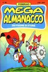 Cover for Mega Almanacco (The Walt Disney Company Italia, 1988 series) #386