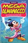 Cover for Mega Almanacco (The Walt Disney Company Italia, 1988 series) #397