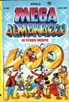 Cover for Mega Almanacco (The Walt Disney Company Italia, 1988 series) #400