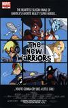 Cover for New Warriors (Marvel, 2005 series) #6
