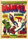 Cover for The Mighty World of Marvel (Marvel UK, 1972 series) #1