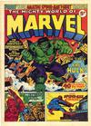 Cover for The Mighty World of Marvel (Marvel UK, 1972 series) #2