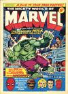 Cover for The Mighty World of Marvel (Marvel UK, 1972 series) #7