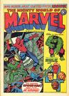 Cover for The Mighty World of Marvel (Marvel UK, 1972 series) #8
