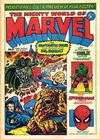 Cover for The Mighty World of Marvel (Marvel UK, 1972 series) #10