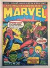 Cover for The Mighty World of Marvel (Marvel UK, 1972 series) #12