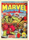 Cover for The Mighty World of Marvel (Marvel UK, 1972 series) #16