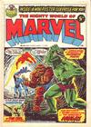 Cover for The Mighty World of Marvel (Marvel UK, 1972 series) #24