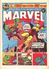 Cover for The Mighty World of Marvel (Marvel UK, 1972 series) #25
