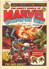 Cover for The Mighty World of Marvel (Marvel UK, 1972 series) #26