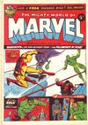Cover for The Mighty World of Marvel (Marvel UK, 1972 series) #30
