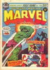Cover for The Mighty World of Marvel (Marvel UK, 1972 series) #31