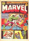 Cover for The Mighty World of Marvel (Marvel UK, 1972 series) #32