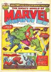 Cover for The Mighty World of Marvel (Marvel UK, 1972 series) #34