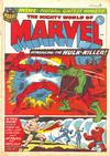 Cover for The Mighty World of Marvel (Marvel UK, 1972 series) #36