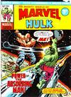 Cover for The Mighty World of Marvel (Marvel UK, 1972 series) #84