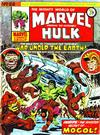 Cover for The Mighty World of Marvel (Marvel UK, 1972 series) #88