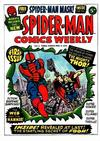 Cover for Spider-Man Comics Weekly (Marvel UK, 1973 series) #1