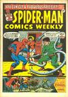 Cover for Spider-Man Comics Weekly (Marvel UK, 1973 series) #3