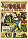 Cover for Spider-Man Comics Weekly (Marvel UK, 1973 series) #6