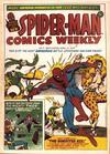 Cover for Spider-Man Comics Weekly (Marvel UK, 1973 series) #9
