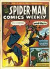 Cover for Spider-Man Comics Weekly (Marvel UK, 1973 series) #11