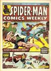 Cover for Spider-Man Comics Weekly (Marvel UK, 1973 series) #13