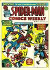 Cover for Spider-Man Comics Weekly (Marvel UK, 1973 series) #16