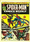 Cover for Spider-Man Comics Weekly (Marvel UK, 1973 series) #17