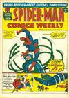 Cover for Spider-Man Comics Weekly (Marvel UK, 1973 series) #19