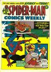 Cover for Spider-Man Comics Weekly (Marvel UK, 1973 series) #22