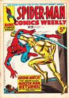 Cover for Spider-Man Comics Weekly (Marvel UK, 1973 series) #29