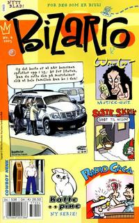 Cover Thumbnail for Bizarro (Hjemmet / Egmont, 2003 series) #4/2003