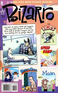 Cover Thumbnail for Bizarro (Hjemmet / Egmont, 2003 series) #2/2004