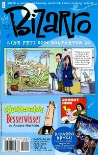 Cover Thumbnail for Bizarro (Hjemmet / Egmont, 2003 series) #6/2004