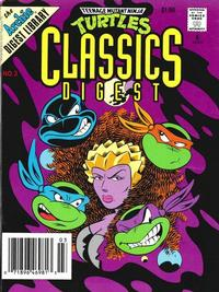 Cover for Teenage Mutant Ninja Turtles Classics Digest (Archie, 1993 series) #3