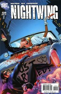 Cover Thumbnail for Nightwing (DC, 1996 series) #129