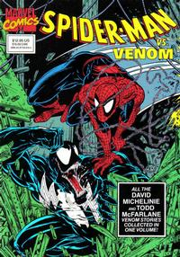 Cover Thumbnail for Spider-Man Vs. Venom (Marvel, 1990 series)