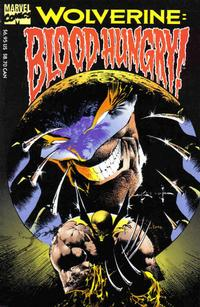 Cover Thumbnail for Wolverine: Blood Hungry (Marvel, 1993 series) #[nn]