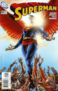 Cover Thumbnail for Superman (DC, 2006 series) #659