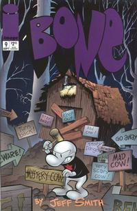 Cover Thumbnail for Bone (Image, 1995 series) #9