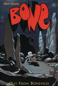 Cover Thumbnail for Bone (Cartoon Books, 1996 series) #1 - Out from Boneville