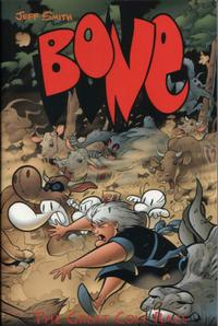 Cover Thumbnail for Bone (Cartoon Books, 1996 series) #2 - The Great Cow Race