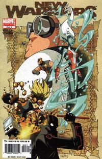 Cover Thumbnail for New Warriors (Marvel, 2005 series) #3